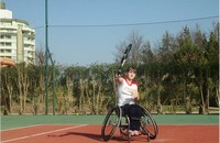 Теннис на колясках