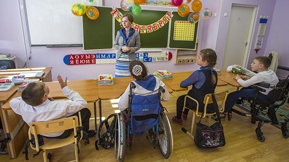 ƒень знаний в российских школах