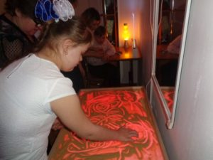 Юные кузбассовцы смогут учиться в сенсорной комнате