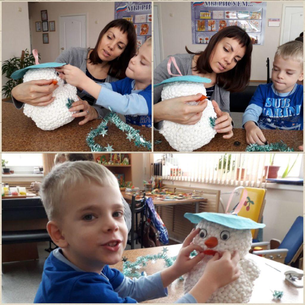 Юный кемеровчанин стал лучшим в России создателем новогодней игрушки