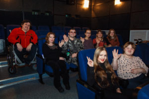 Портал «Лабиринт 42» в преддверии Паралимпиады подарил билеты в кино