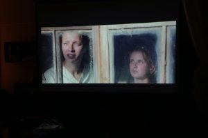 В Юрге прошел кинопоказ фильма «А зори здесь тихие»