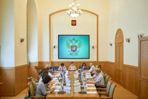 В Минобрнауки России обсудили организацию образования детей с РАС