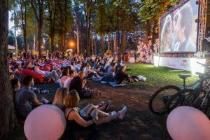 Кинотеатр «Кузбасскино» открывает летний сезон под открытым небом