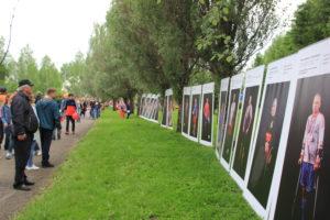 «Лабиринт42» провел фотовыставку «Сила духа»
