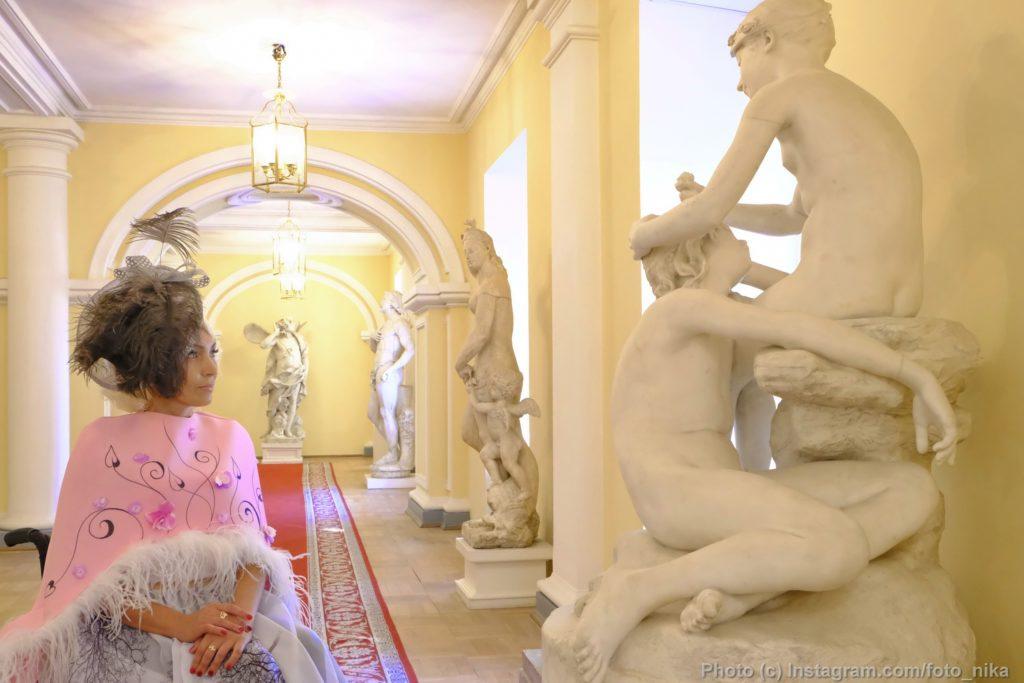 Жительница Кузбасса стала финалисткой международного конкурса красоты и таланта «Невская краса 2018»
