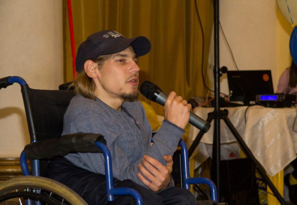 Станислав Михалёв: «Театр для меня – это возможность принять себя и открыться людям»