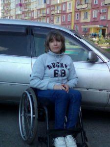 «Люди с инвалидностью более открытые и позитивные»