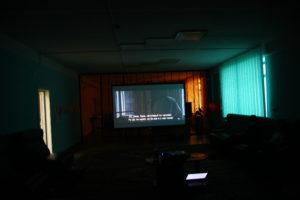 ФПЛОВ «Лабиринт 42» провел кинопоказы фильмов в  Кузбасских городах