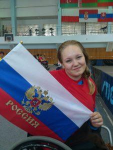 Елена Мачехина: «До спорта моя жизнь была не такой интересной»