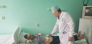 Хирурги спасли кемеровчанина с тяжёлым заболеванием желудка