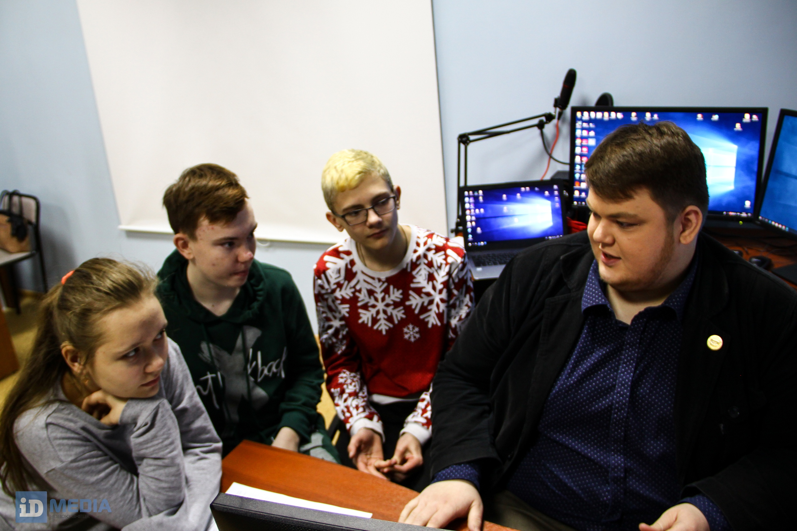 «Кузбасс – равные возможности»: творческая медиаплощадка для особых детей