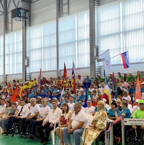 «В Евпатории прошел фестиваль для людей с инвалидностью «ПАРА-КРЫМ 2019»