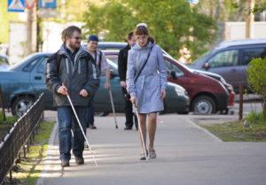 В Новокузнецке защитили права инвалидов по зрению