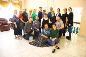 В городе Кемерово началась репетиционная подготовка к инклюзивному балу.