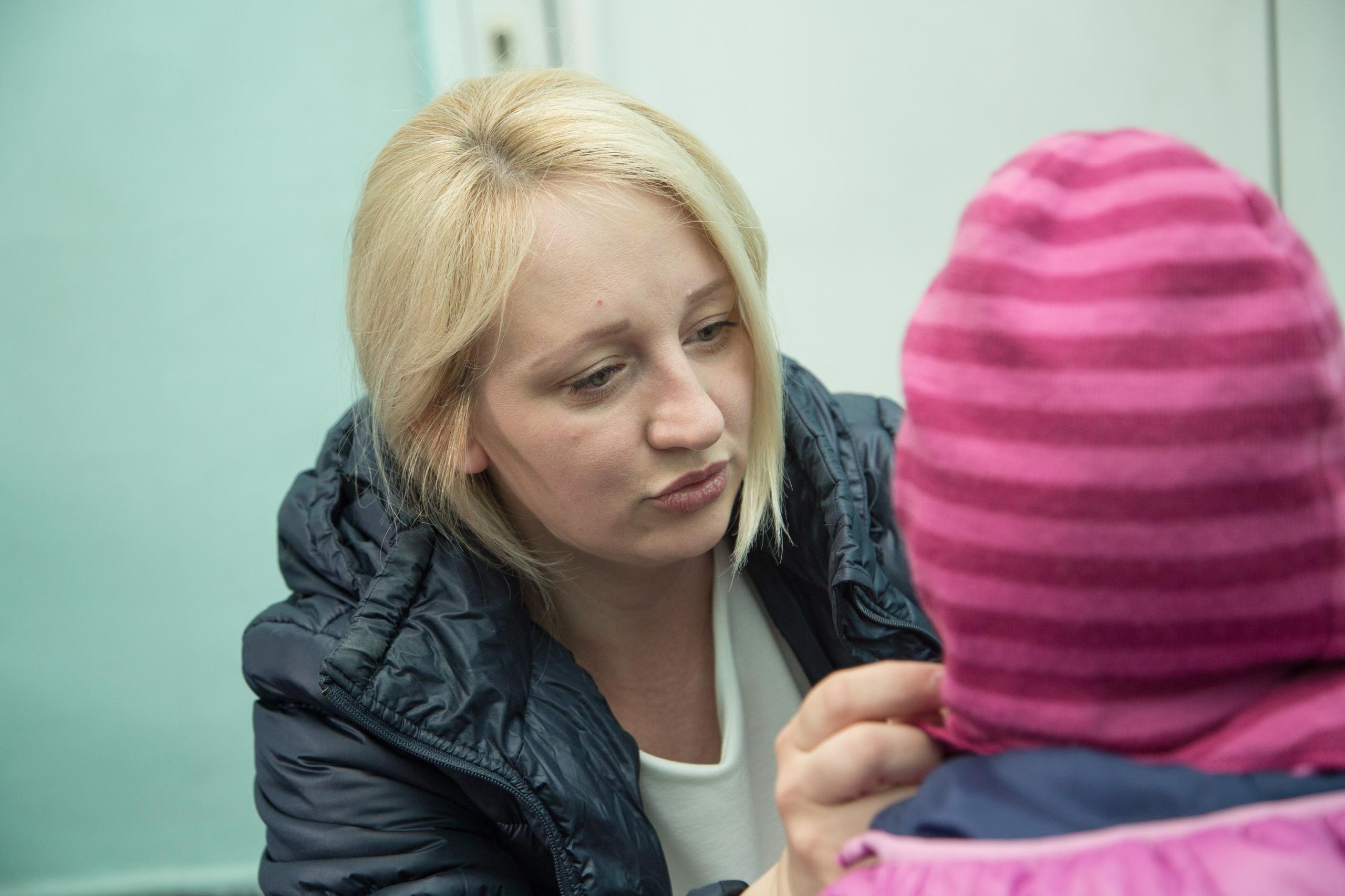 Ирина Хатценко: «Наша главная терапия – это любовь и доверие»