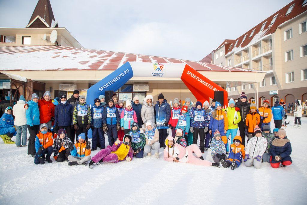 В Кузбассе прошёл инклюзивный спортивный праздник