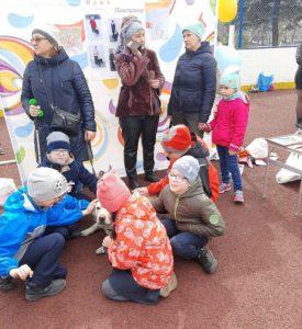 В Новокузнецке впервые прошёл День собаки-проводника