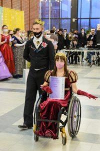 Кемеровчанин получил звание Короля ХII Самарского инклюзивного бала